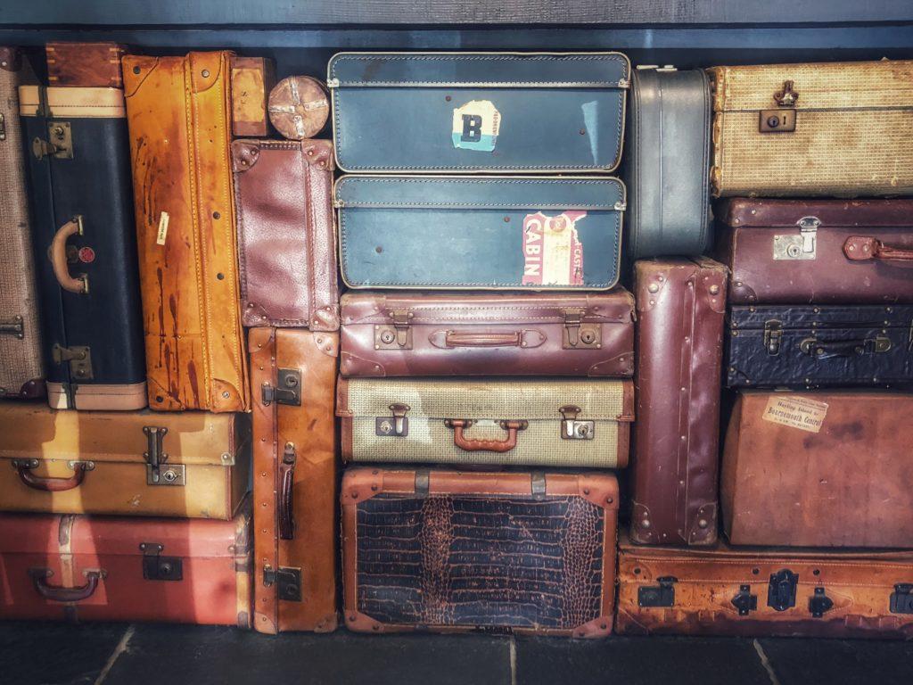 Problémy s batožinou – často kladené otázky